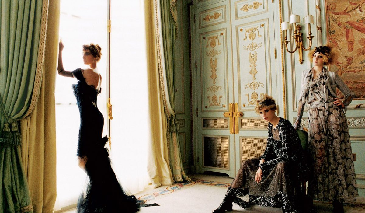Fashion story Ritz Paris